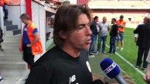 """Sa Pinto: """"Pas une équipe définitive, mais une idée"""""""