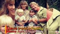 Steve Irwins dream Alive in Son And Daughter Robert And Bindi Irwin