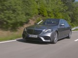 Mercedes Classe S (2017) : nos premières impressions de conduite
