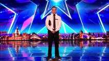 British Policeman With Some Dancing MOVES | Auditions 1 | Britains Got Talent 2017