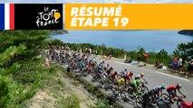 Résumé - Étape 19 - Tour de France 2017