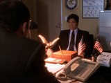 The West Wing S 2 Ep 16 - Somebody's Going to Emergency, Somebody's Going to Jail