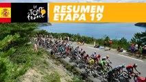 Resumen - Etapa 19 - Tour de France 2017