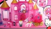 Et par par Château bonjour Salut maison minou citron examen Ensemble jouets déballage vidéo Neri caractère pur et simple Bonjour Kitty squ