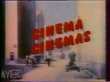 """Antenne 2 - 17 Décembre 1985 - Pubs, début """"Cinéma Cinémas"""""""