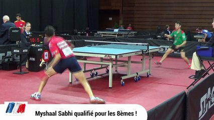 Myshaal Sabhi en 8èmes de finale !