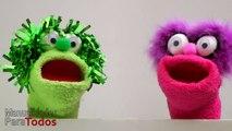 Escroquerie avec pour et comment faire tous les métiers de marionnettes de chaussettes rapide et facile