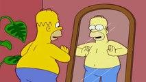 The Simpsons - Lady, Man, Lady, Man