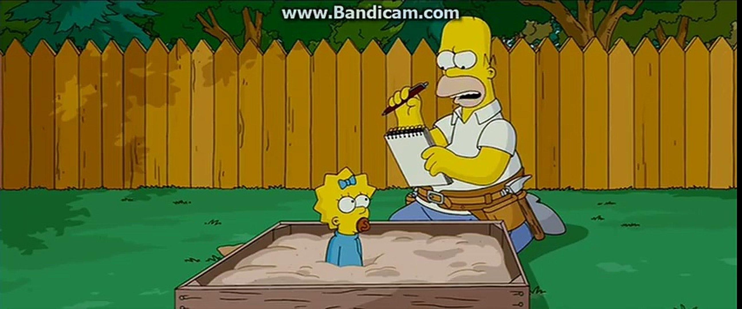 The Simpsons - Steady Steady