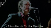 RAY DAVIES : Live in Chicago 2006 (A great concert from the leader of THE KINKS)