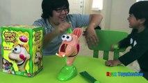 Bébé cri Oeuf la famille pour amusement amusement des jeux enfants vase afin jouets dégueu Boogers piggin boogers surprise