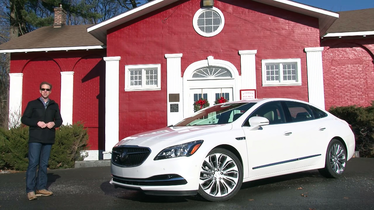 Buick LaCrosse 2017 Review