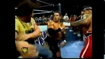 Henry Godwinn vs King Kong Bundy w/Ted Dibiase (Sept/16/1995)