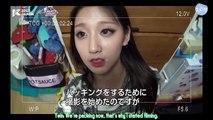 [ENG SUB] 170611 MCOUNTDOWN x KCON JAPAN Backstage - Lovelyz (러블리즈) Cut