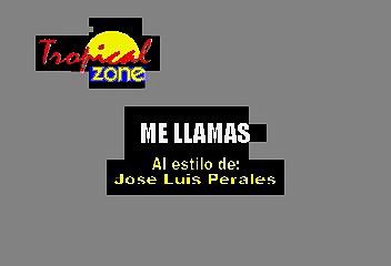 Me llamas – José Luis Perales (Karaoke)