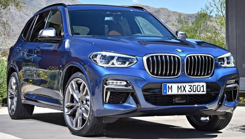 2018 BMW X3 VS BMW X5