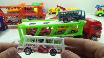Bébé les autobus mère jouet un camion camions Collection de transport de studio |
