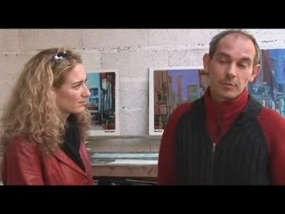 Stephane Helliot Arstiste Peintre