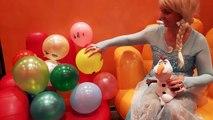Et des ballons bats toi drôle dans vie fête réal super-héros vidéo eau fête