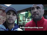 Anthony Mundine & Billy Dib Looking To Fight in USA Meet Top Rank
