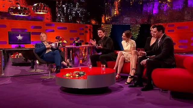 MORE Celebrities Impersonating Other Celebrities The Graham Norton Show