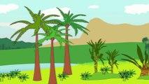 Dinosaurios de dibujos animados en los dibujos animados rusos sobre los dinosaurios divertidos dinosaurios serie 16-18