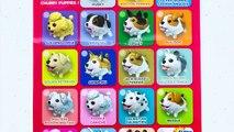 Et joufflu chiens griffonnage dor chiots jouet déballage boston terrier