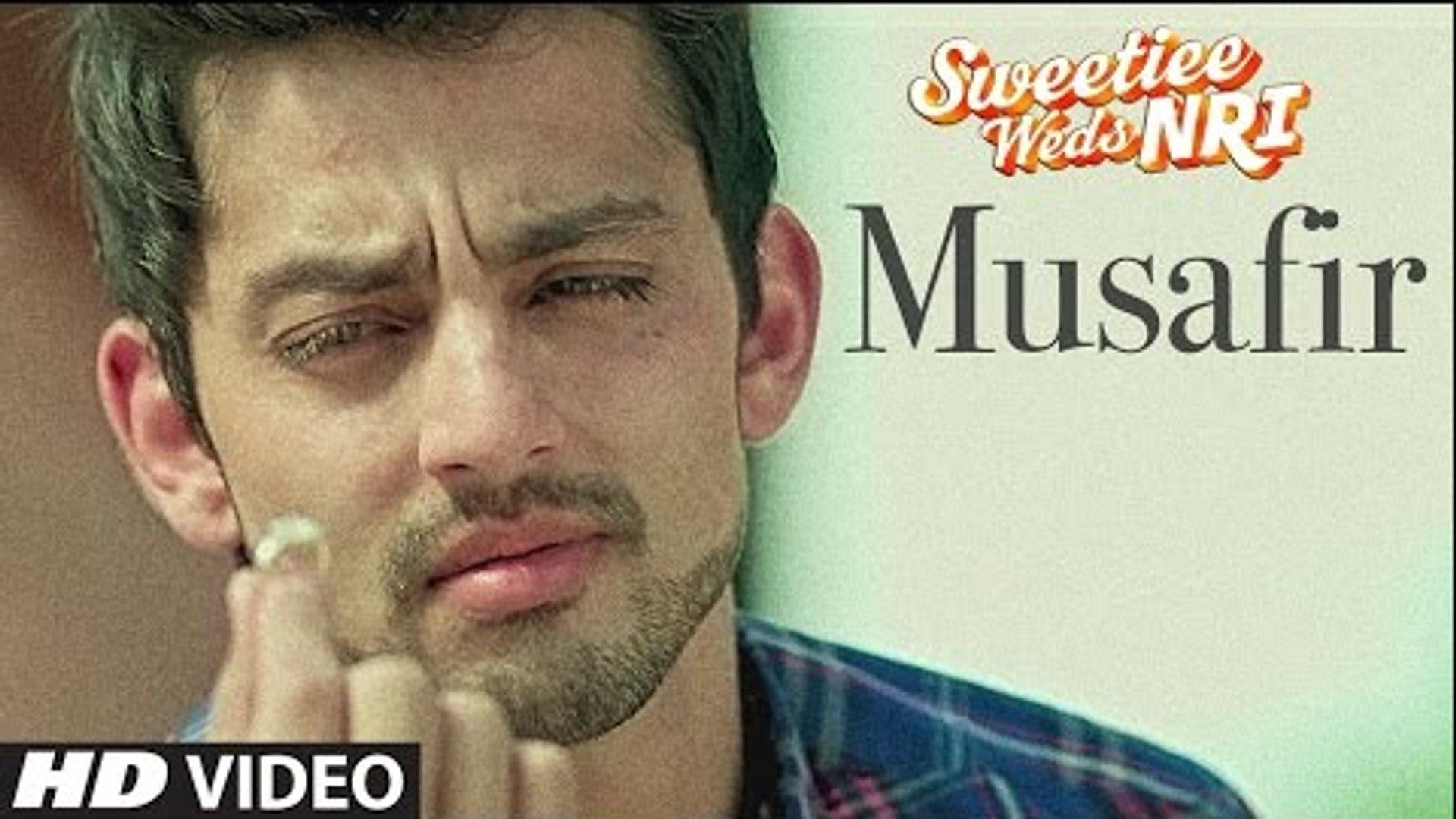 Atif Aslam- Musafir Song - Sweetiee Weds NRI - Himansh Kohli, Zoya Afroz - Palak  & Palash Muchh