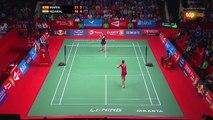 Campeonato Mundial de Bádminton 2015 - Final - Carolina Marín - Saina Nehwal [2 de 2]