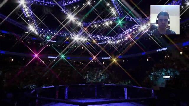 Chris Weidman vs Kelvin Gastelum - Simulação EA SPORTS UFC 2
