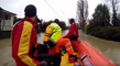 Christchurch Residents Evacuated By Boat Amid Severe Flooding