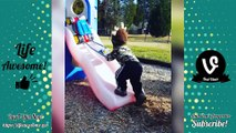 TRY NOT TO LAUGH or GRIN Funny Kids Fails Compilation 2017 - Funny Babies Kids Fails Vines 2017