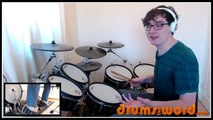 ★ Epic (Faith No More) ★ Drum Lesson PREVIEW | How To Play Song (Mike Bordin)
