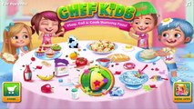 Chef Kids Cook Yummy Food - Baby Chef, Baby Cooking, Play Kitchen, Pretend Play Food for C