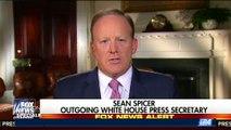 États-Unis: Démission de Sean Spicer