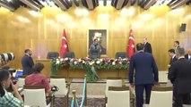 """Erdoğan: """"Kudüs'teki Harem-i Şerif, Sadece Filistinlilerin Değil Tüm Islam Aleminin Onurudur,..."""