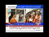 BBMP Elections: BJP Candidate From Mathikere Campaigns In Unique Manner