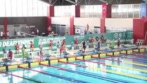 2017 Işitme Engelliler Olimpiyatları - Denisov, Yüzmede Olimpiyat Rekoru Kırdı