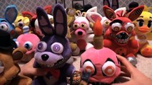 COMPLETE FUNKO PLUSH COLLECTION - Five Nights at Freddys [FNAF]