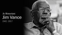 Remembering Jim Vance, D.C.'s longest-serving local news anchor.