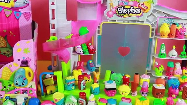 Shopkins MEGA PACK Season 2 MEGA Blind Bag Toys 40 Opening Toy Review