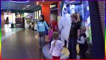 Cumpleaños divertido Niños fiesta vlog: película Zootopia cumpleaños Milana