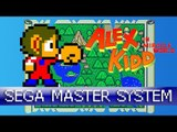 [Longplay] Alex Kidd in Miracle World - Sega Master System (1080p 60fps)