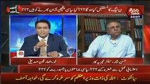Hassan Nisar Comparing Imran Khan With Quaid