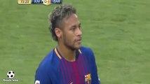 Neymar Goal vs Juventus - Juventus vs Barcelona 0-1 - International Champions Cup 23-7-2017