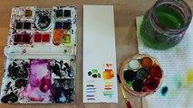 Comment à Il tutoriel utilisation utilisation aquarelle introduction