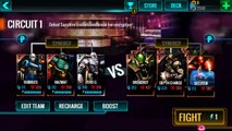 Ultimate Robot Fighting - Gameplay Walkthrough Part 1 - Tier 1-2 (iOS, Android)