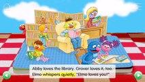 Épisodes complet aime sésame livre de contes rue vous vous vous Elmo 3d popup hd argentin auteur gaspa