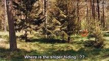 Moderne tireur délite techniques de camouflage   camouflage à lépoque