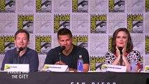 BONES Season 12 Comic Con Panel (Part 2) Emily Deschanel, David Boreanaz, TJ Thyne, Michae